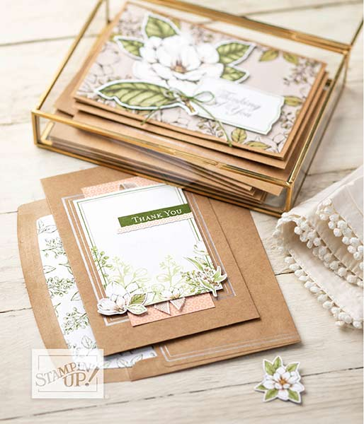 Magnolia Lane Suite Card Set