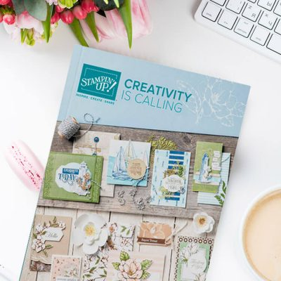 Stampin' Up!'s 2019-20 Annual Catalog